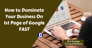 Local SEO Strategy For Business