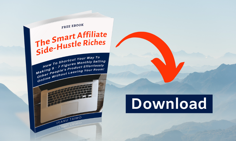 Affiliate Marketing Side Hustle Riches Book Download
